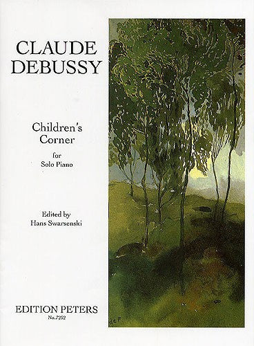 Debussy Children's Corner for Piano