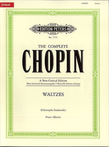 Chopin The Complete Chopin Waltzes