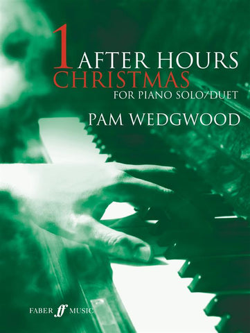 After Hours Book Christmas Book 1 Piano