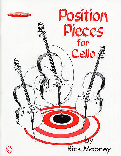 Mooney Position Pieces Cello