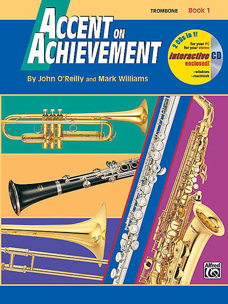 Accent on Achievment Book One (Trombone)