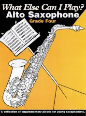 What else can I play Grade 4 Saxophone