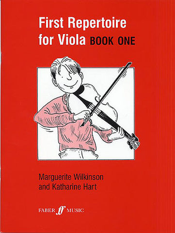First Repertoire Viola Book 1