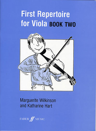 First Repertoire for Viola Book 2