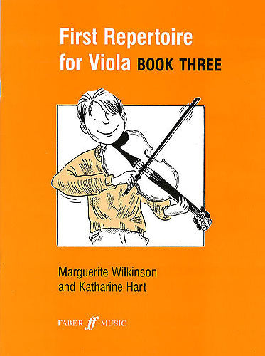 First Repertoire Viola Book 3