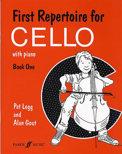 First Repertoire for Cello Book 1