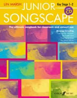 Junior Songscape Book and CD