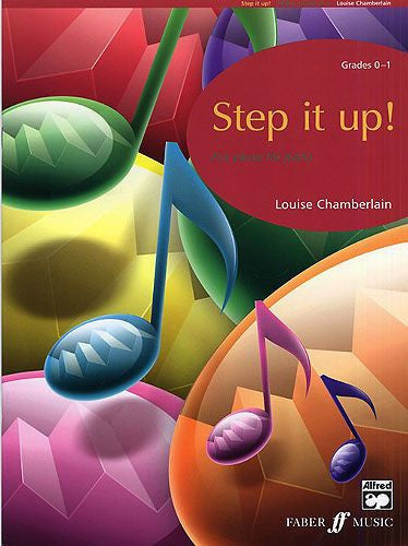 Step It Up Piano Grades 0-1