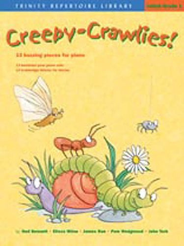 Creepy Crawlies Initial-Grade 1