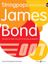 String Pops James Bond