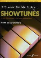 It's Never too Late Showtunes Piano