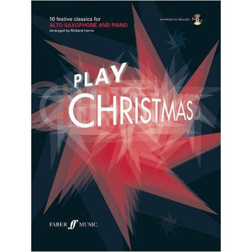 Play Christmas Alto Saxophone