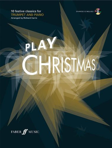 Play Christmas Trumpet Book and CD