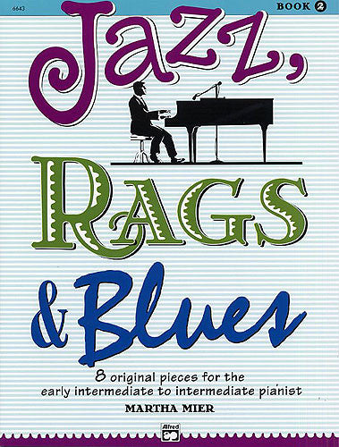 Jazz Rags and Blues Book 2