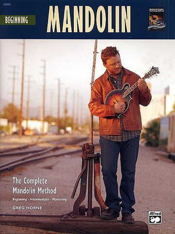 Beginning Mandolin Book And CD