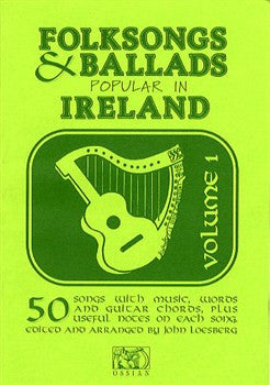 Folksongs & Ballads Popular In Ireland Vol. 1