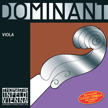 Thomastic Dominant Viola Set