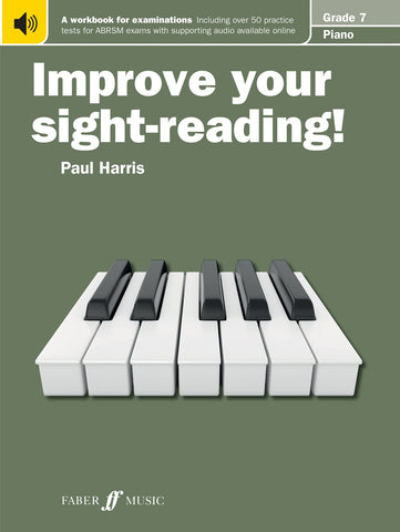 Improve Your Sightreading Grade 7 Paul Harris