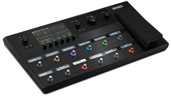 Line 6 Helix Guitar Multi Effects Pedal