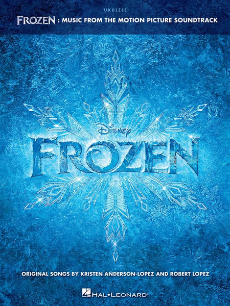 Frozen Music From The Motion Picture Soundtrack for Ukulele
