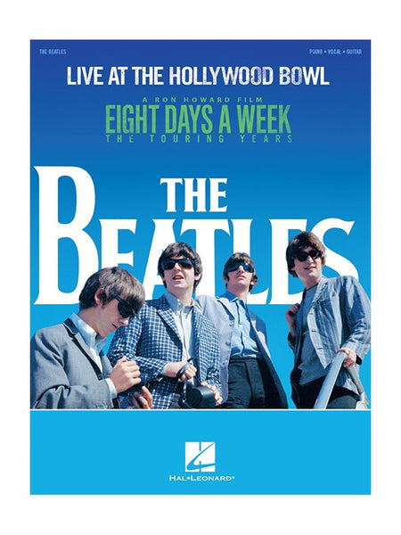 The Beatles Live At The Hollywood Bowl PVG Songbook