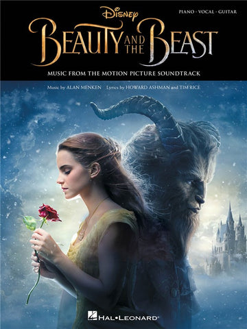 Beauty And The Beast Motion Picture PVG Songbook