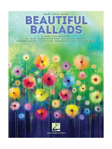 Beautiful Ballads PVG