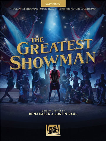 The Greatest Showman Easy Piano Soundtrack