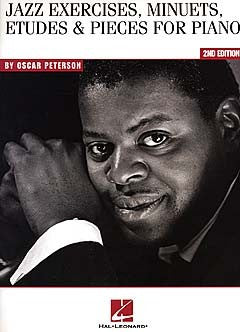 Oscar Peterson Jazz Exercises Minuets Etudes And Pieces For Piano