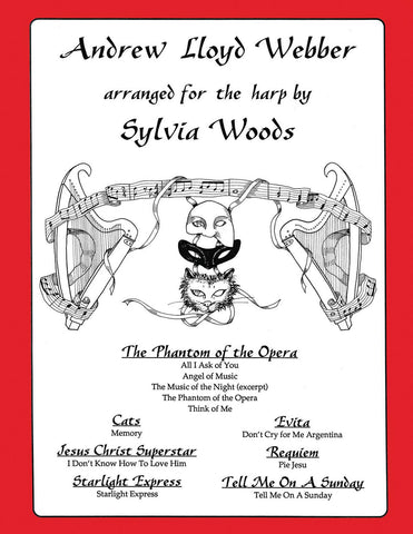 ANDREW LLOYD WEBBER COLLECTION SYLVIA WOODS