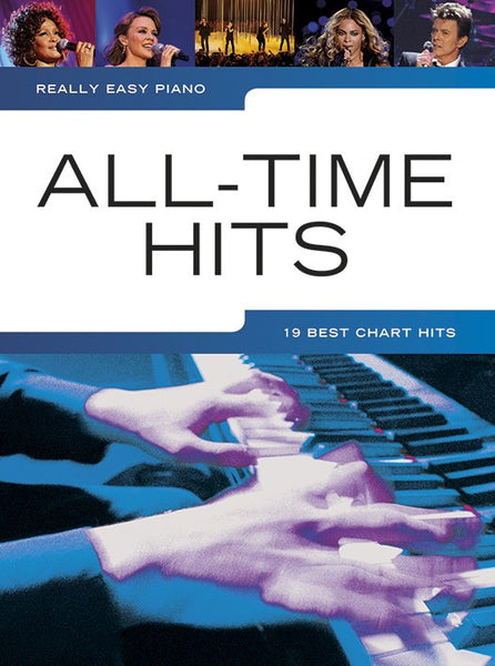 Really Easy Piano All-Time Hits