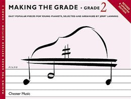 Making The Grade Grade 2 revised edition