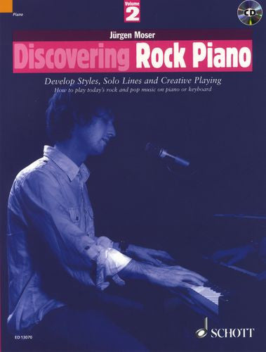 Discovering Rock Piano Book 2