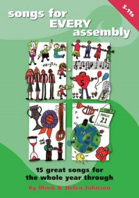 Songs for Every Assembly Book and CD
