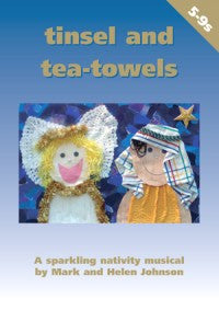 Tinsel and Tea-Towels Book and CD