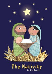The Nativity Book and CD