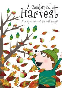 A Combined Harvest Book and CD