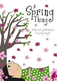 A Spring Thing Book and CD