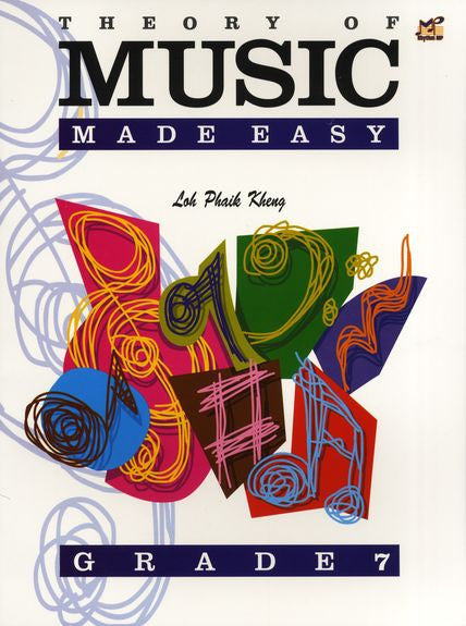 Theory Of Music Made Easy Grade 7