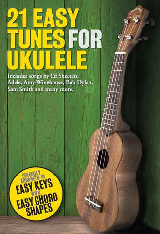 21 Easy Tunes For Ukulele