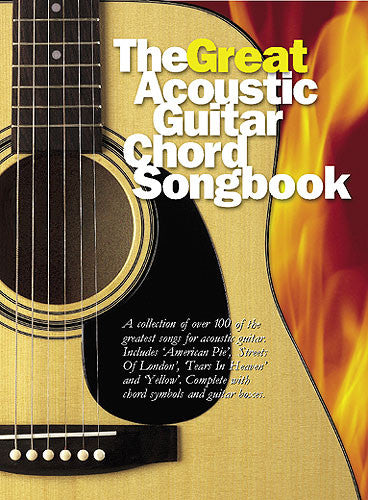 Great Acoustic Guitar Songbook