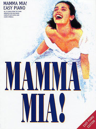Mamma Mia Easy Piano Edition