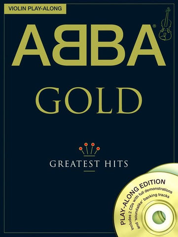 Abba Gold Violin Play-Along