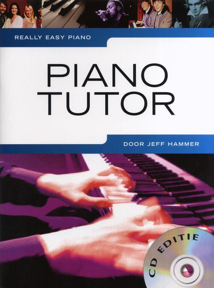 Really Easy Piano Piano Tutor
