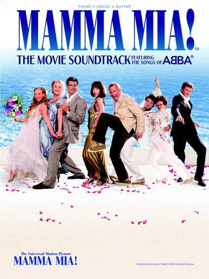 Mamma Mia The Movie Soundtrack Featuring The Songs Of Abba