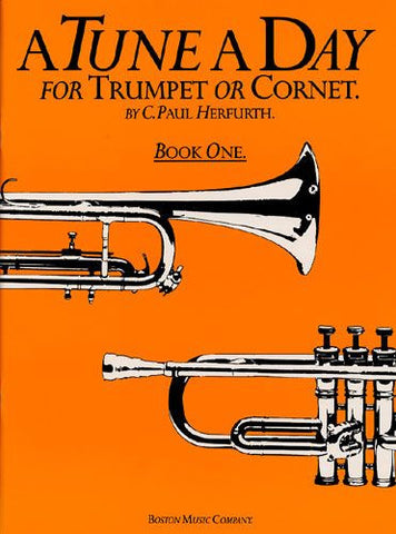 A Tune A Day Trumpet Book 1 Original