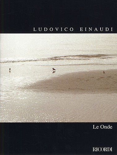 Einaudi Le Onde for Piano
