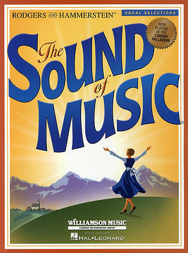 Rodgers and Hammerstein The Sound Of Music Vocal Selections