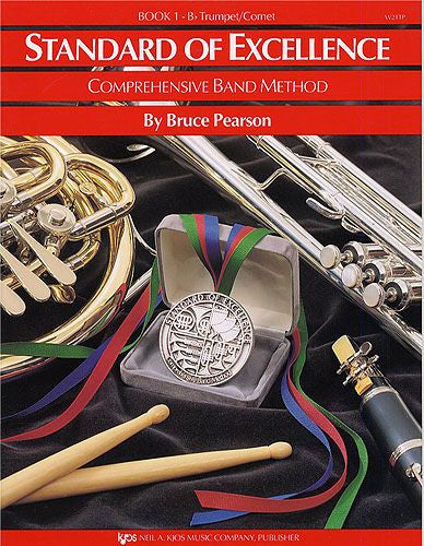 Standard Of Excellence Trumpet