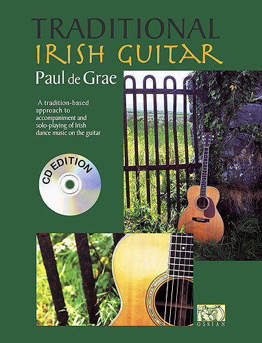 Traditional Irish Guitar Book and CD
